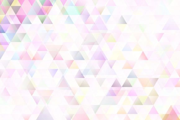 Multicolored Triangle Background with Opacity Grafik Hintegründe von davidzydd