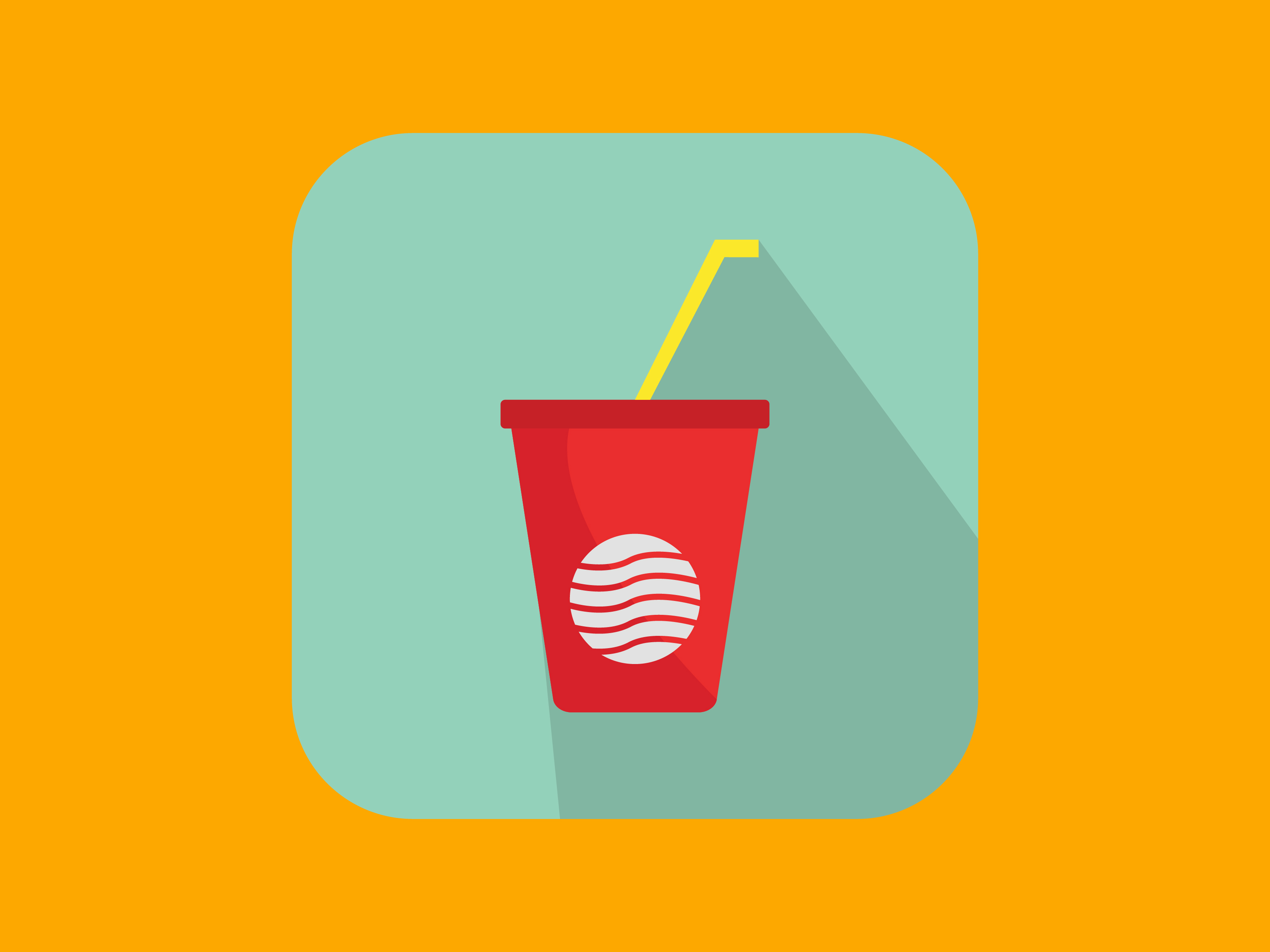 Download Free Party Drink Modern Icon Style Graphic By Meandmydate Creative Fabrica for Cricut Explore, Silhouette and other cutting machines.