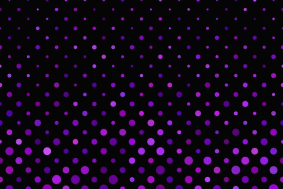 Download Free Purple Dot Pattern Graphic By Davidzydd Creative Fabrica for Cricut Explore, Silhouette and other cutting machines.