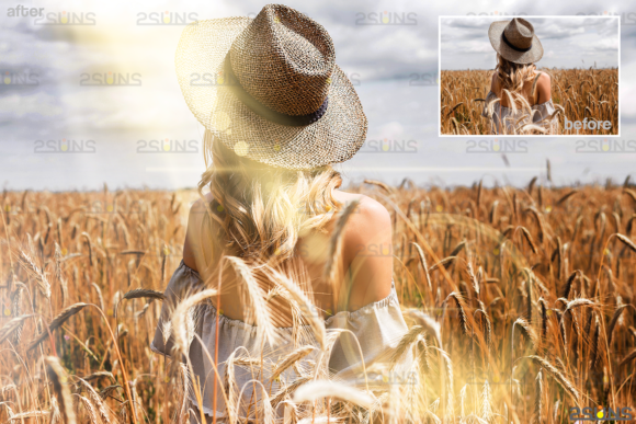 Download Free Sunlight Photo Overlays Sunlight Overlay Graphic By 2suns SVG Cut Files