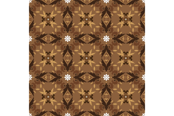 Download Free Traditional Java Batik Graphic By Cityvector91 Creative Fabrica for Cricut Explore, Silhouette and other cutting machines.