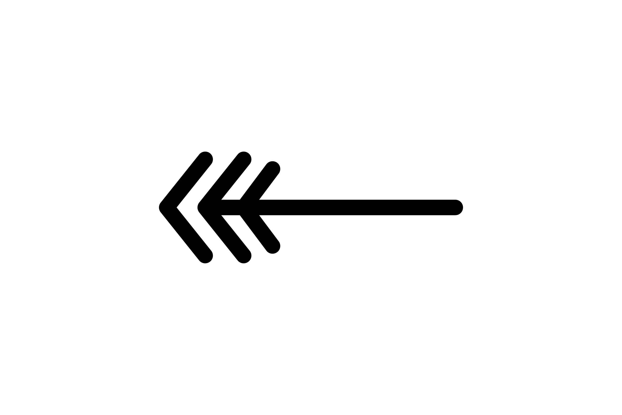 Download Free Reply Black And White Line Icon Graphic By Glyph Faisalovers for Cricut Explore, Silhouette and other cutting machines.