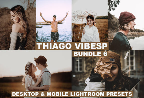 18 Cinematic Lightroom Presets Premium Graphic Actions & Presets By Thiago Vibesp Creative