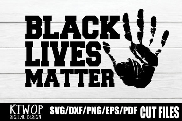 Download Free Black Lives Matter Graphic By Ktwop Creative Fabrica for Cricut Explore, Silhouette and other cutting machines.