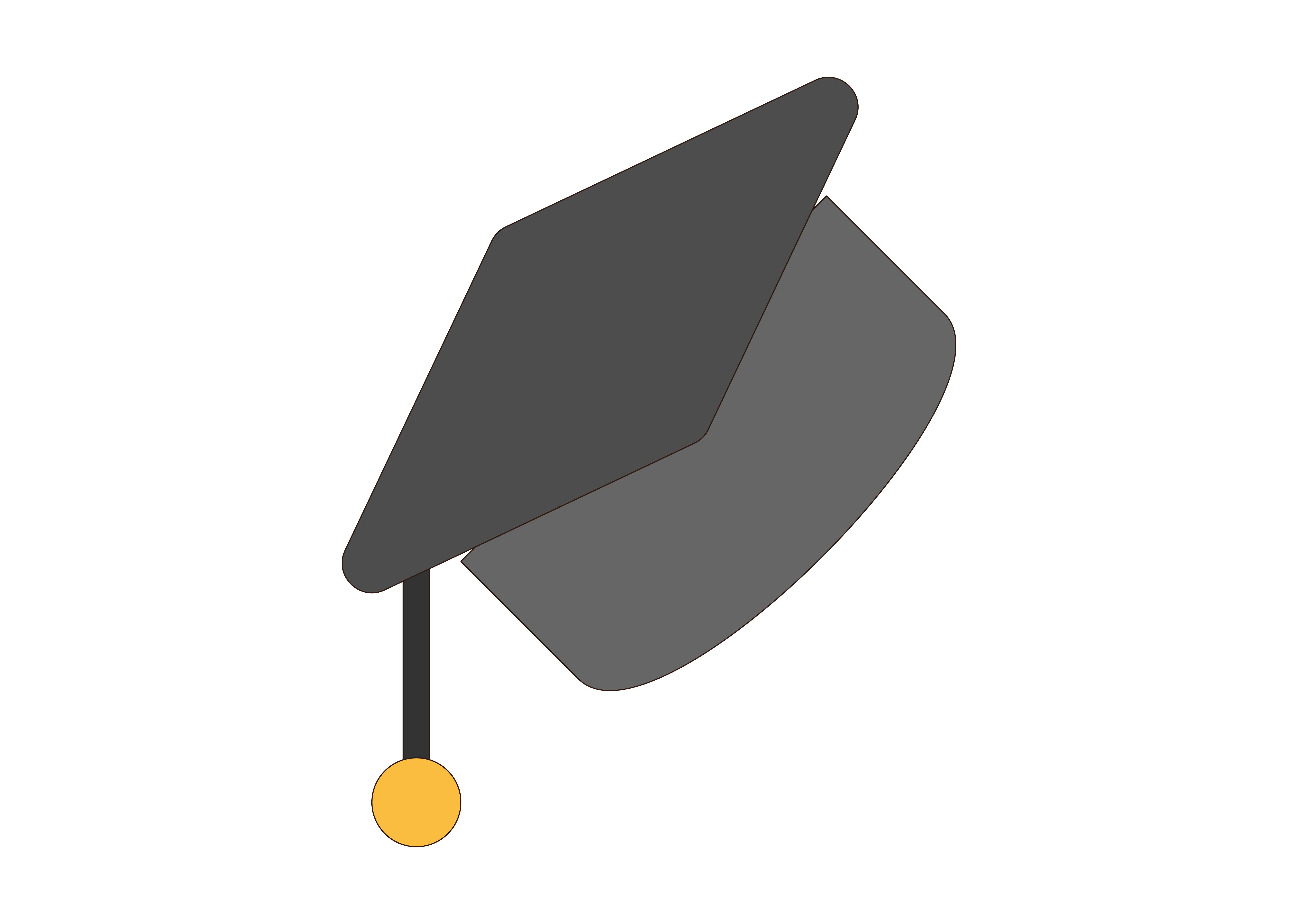 Download Free Icon Graduation Hat 3 Graphic By Studioisamu Creative Fabrica for Cricut Explore, Silhouette and other cutting machines.
