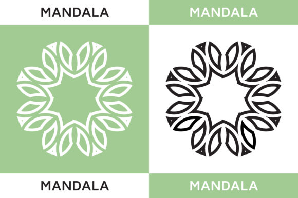 Download Free Ornaments Mandala Graphic By Highvoice Creative Fabrica for Cricut Explore, Silhouette and other cutting machines.