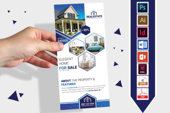 Download Free Corporate Business Flyer Template V 214 Graphic By Imagine SVG Cut Files