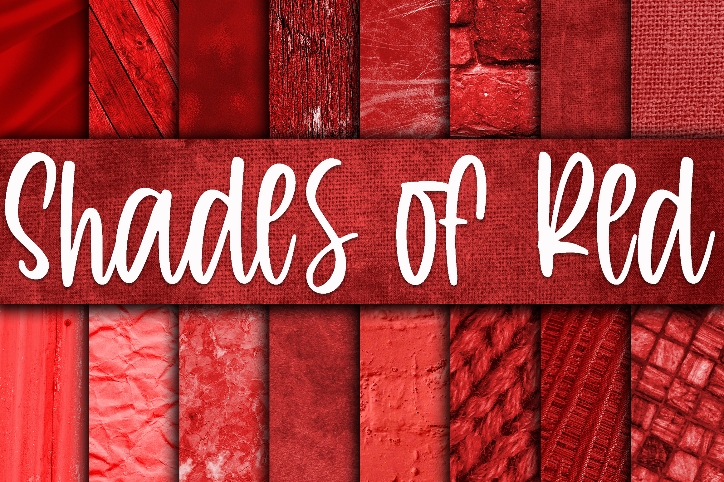 Download Free Shades Of Red Digital Paper Textures Graphic By Oldmarketdesigns SVG Cut Files