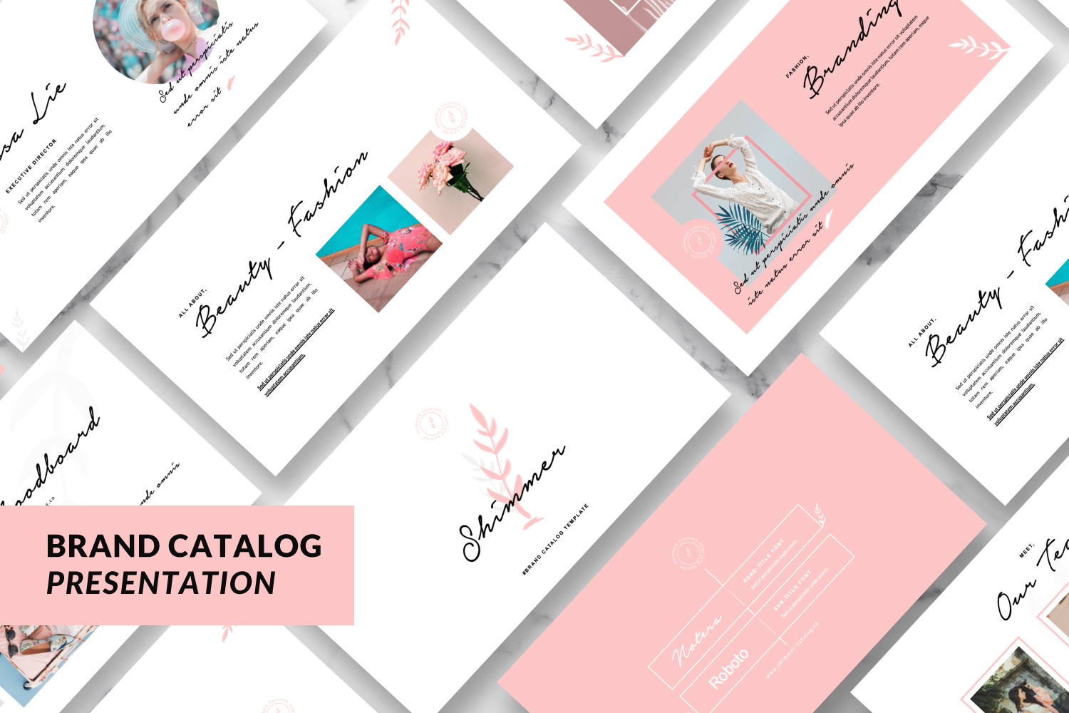 Download Free Shimmer Creative Powerpoint Graphic By Temp Here Creative Fabrica for Cricut Explore, Silhouette and other cutting machines.