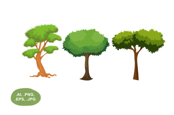 Download Free Tree Graphic By Salfiart Creative Fabrica for Cricut Explore, Silhouette and other cutting machines.