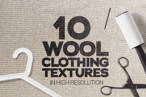 Wool Clothing Textures X10 Graphic Textures By SmartDesigns