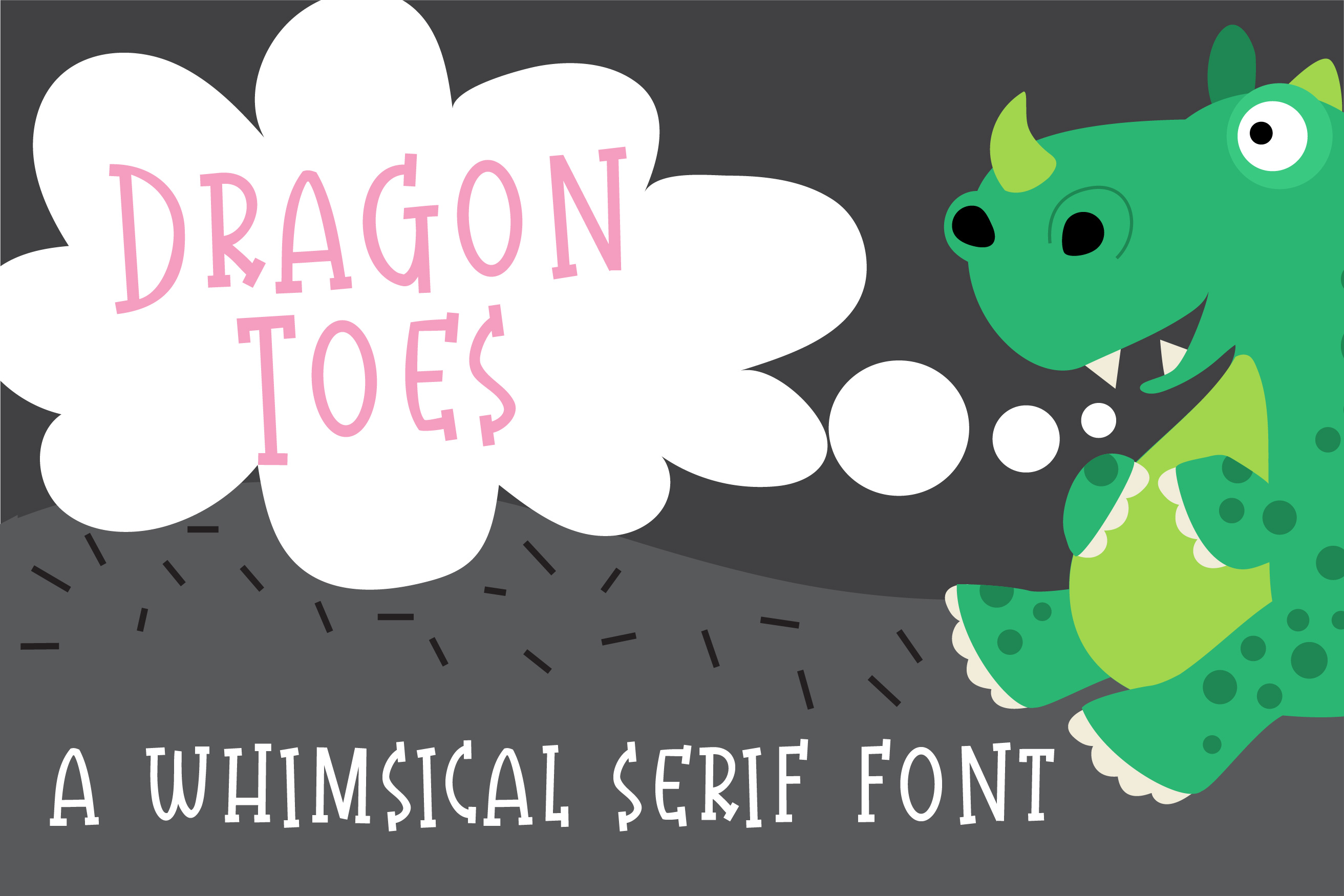 Download Free Zp Dragon Toes Schriftarten Von Illustration Ink Creative Fabrica for Cricut Explore, Silhouette and other cutting machines.