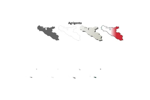 Download Free 1 Agrigento Province Designs Graphics for Cricut Explore, Silhouette and other cutting machines.