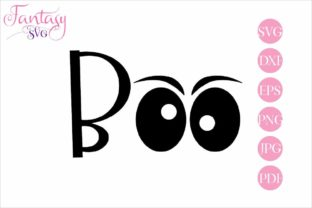 Download Free Boo Cut Files Graphic By Fantasy Svg Creative Fabrica for Cricut Explore, Silhouette and other cutting machines.