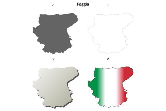 Download Free 1 Foggia Boundary Designs Graphics for Cricut Explore, Silhouette and other cutting machines.