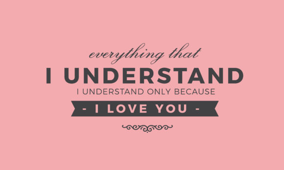 Download Free I Understand Only Because I Love Graphic By Baraeiji Creative for Cricut Explore, Silhouette and other cutting machines.
