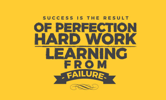 Download Free Hard Work Learning From Failure Graphic By Baraeiji Creative Fabrica for Cricut Explore, Silhouette and other cutting machines.