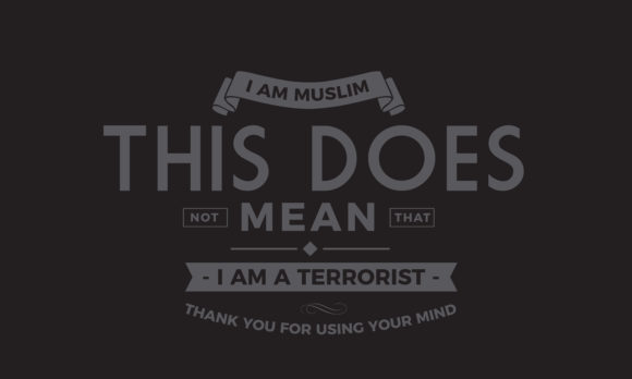 Print on Demand: I Am Muslim This Does Not Mean Graphic Illustrations By baraeiji