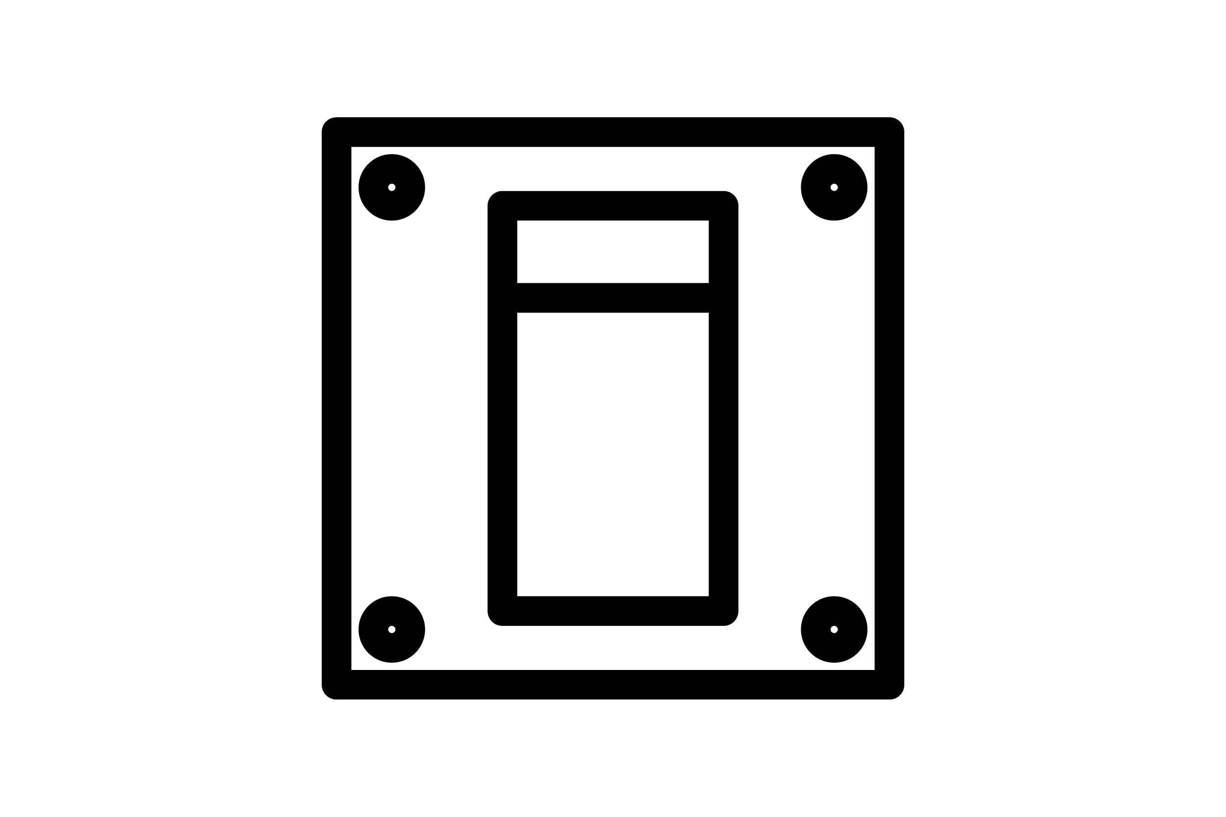 Download Free Switch Black And White Line Icon Graphic By Glyph Faisalovers for Cricut Explore, Silhouette and other cutting machines.