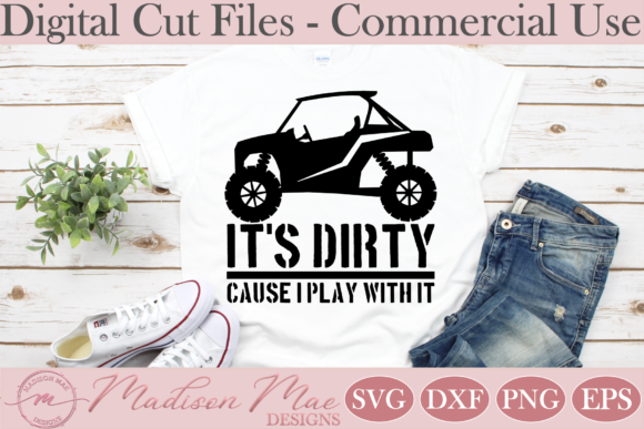 Download Free Side By Side Off Roading Graphic By Madison Mae Designs for Cricut Explore, Silhouette and other cutting machines.