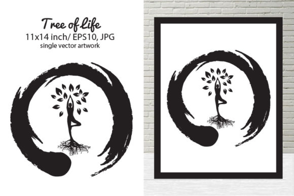 Download Free Mother Earth 10 Logo Templates Graphic By Biljanacvetanovic for Cricut Explore, Silhouette and other cutting machines.