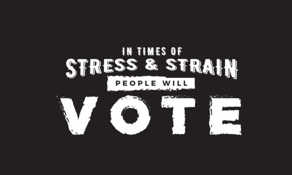 In Times of Stress & Strain Graphic