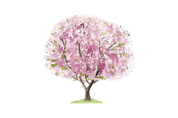 Download Free Apple Blossom Tree Svg Cut File By Creative Fabrica Crafts for Cricut Explore, Silhouette and other cutting machines.