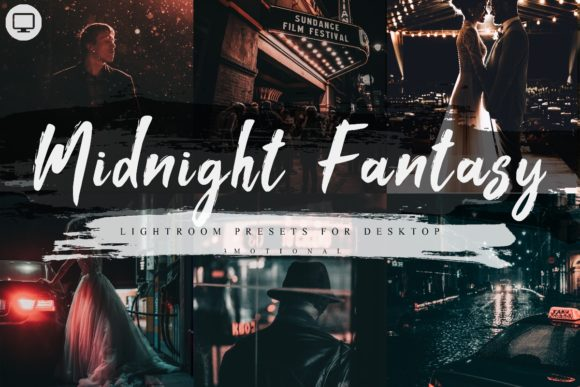 Download Free 7 Midnight Fantasy Lightroom Presets Graphic By 3motional for Cricut Explore, Silhouette and other cutting machines.