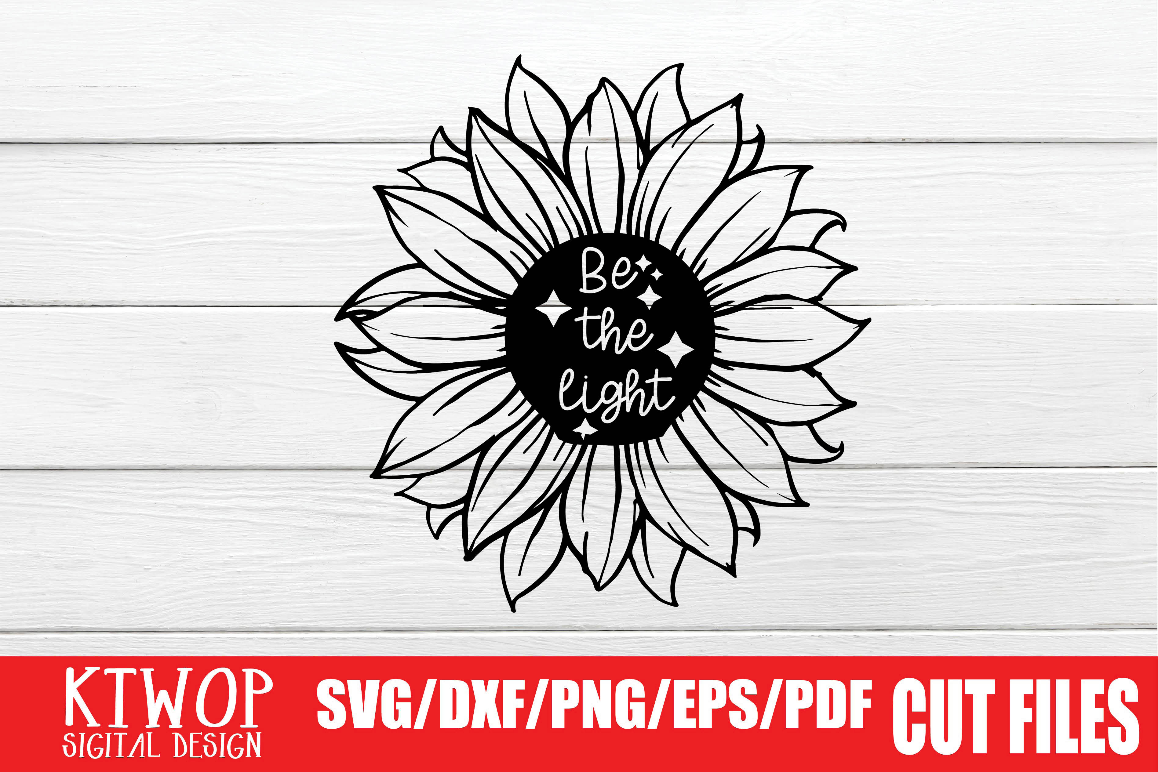 Download Free Be The Light Graphic By Ktwop Creative Fabrica for Cricut Explore, Silhouette and other cutting machines.