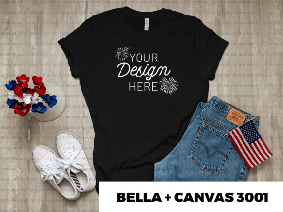 Download Free Ash Bella Canvas 3001 T Shirt Mockup Graphic By Studiolemongrove for Cricut Explore, Silhouette and other cutting machines.