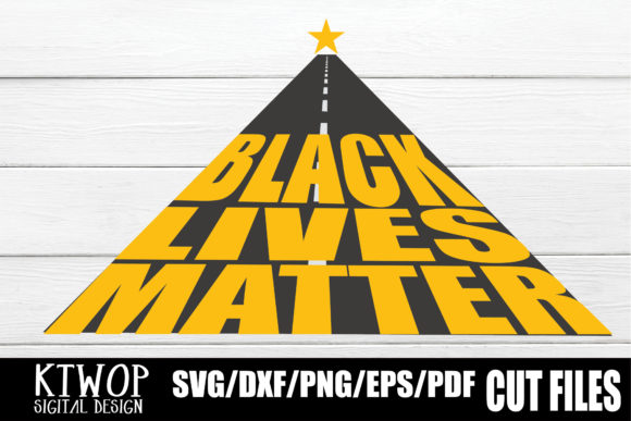 Download Free Black Lives Matter Graphic By Ktwop Creative Fabrica SVG Cut Files