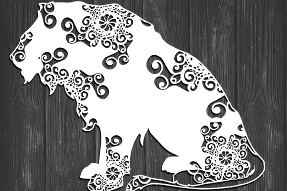 Download Free Manatee Mandala Graphic By Fortunasvg Creative Fabrica for Cricut Explore, Silhouette and other cutting machines.