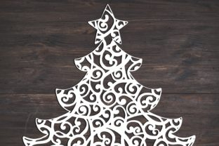 Download Free Christmas Tree Mandala Graphic By Fortunasvg Creative Fabrica for Cricut Explore, Silhouette and other cutting machines.