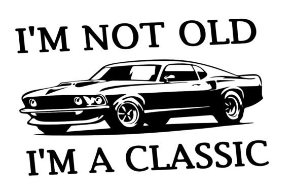 Download Free 1 Muscle Car Shirt Designs Graphics for Cricut Explore, Silhouette and other cutting machines.