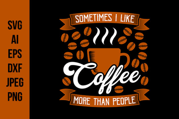 Download Free Coffee Quote Print Graphic By Tosca Digital Creative Fabrica SVG Cut Files