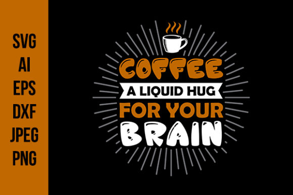 Download Free Coffee Quote Good For Mug Graphic By Tosca Digital Creative SVG Cut Files