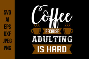 Download Free Coffee Quote Good For T Shirt Graphic By Tosca Digital for Cricut Explore, Silhouette and other cutting machines.
