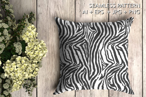 Collection of Animal Print Seamless Patterns Graphic Patterns By digitalEye - Image 5