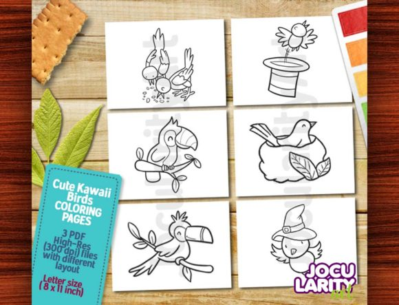 Download Free Kawaii Tastes Like Chicken Wall Art Graphic By Jocularityart for Cricut Explore, Silhouette and other cutting machines.