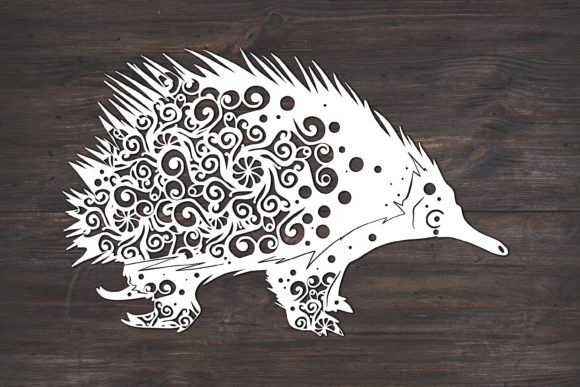 Download Free Echidna Svg Mandala Svg Graphic By Fortunasvg Creative Fabrica for Cricut Explore, Silhouette and other cutting machines.