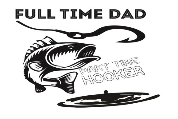Download Free Fathers Day Svg Fishing Shirt Fathers Graphic By SVG Cut Files