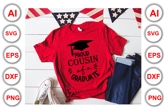 Download Free Graduation T Shirt Graphic By Graphics Cafe Creative Fabrica for Cricut Explore, Silhouette and other cutting machines.
