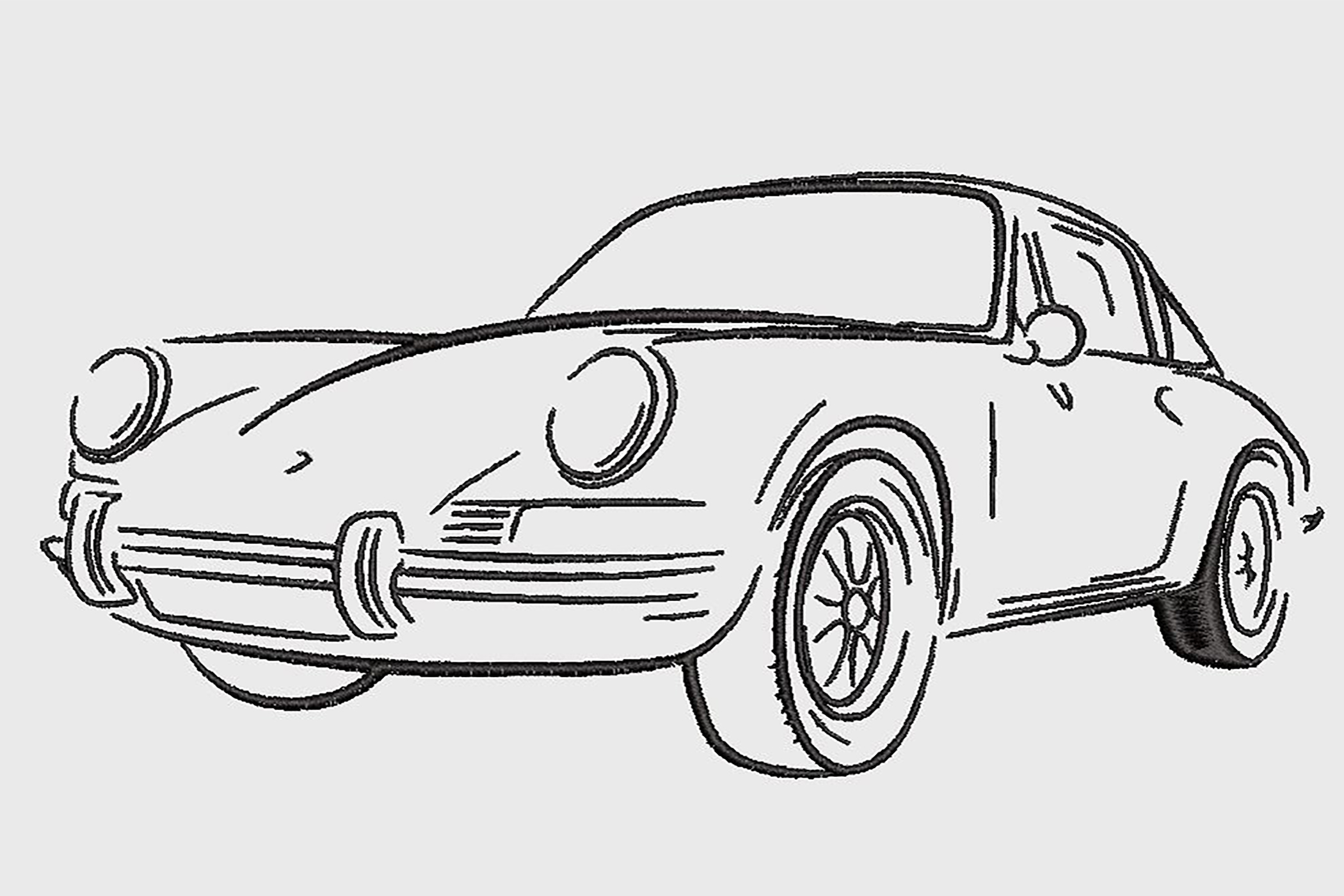 Download Free Porsche 911 Targa 1972 Creative Fabrica for Cricut Explore, Silhouette and other cutting machines.