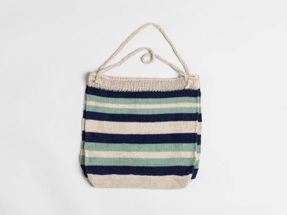 Portside Bag Knitting Pattern Graphic Knitting Patterns By Knit and Crochet Ever After - Image 1