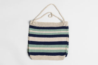 Portside Bag Knitting Pattern Graphic Knitting Patterns By Knit and Crochet Ever After