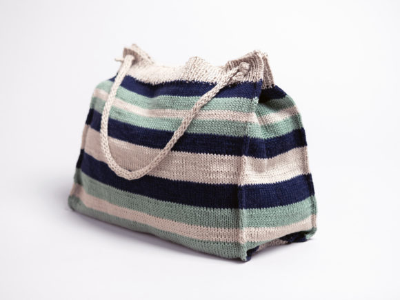 Portside Bag Knitting Pattern Graphic Knitting Patterns By Knit and Crochet Ever After - Image 2