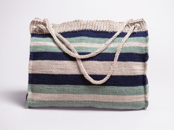 Portside Bag Knitting Pattern Graphic Knitting Patterns By Knit and Crochet Ever After - Image 3