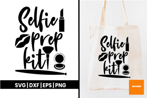 Download Free Make Up Selfie Prep Kit Graphic By Maumo Designs Creative Fabrica SVG Cut Files