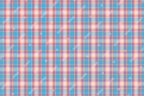 Download Free Set Of 2 Scottish Seamless Patterns Graphic By Natariis Studio for Cricut Explore, Silhouette and other cutting machines.