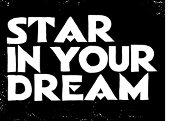 Download Free Star In Your Dream Font By Brnk1314 Creative Fabrica for Cricut Explore, Silhouette and other cutting machines.